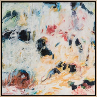 Laurie MacMillan Abstract Painting For Sale