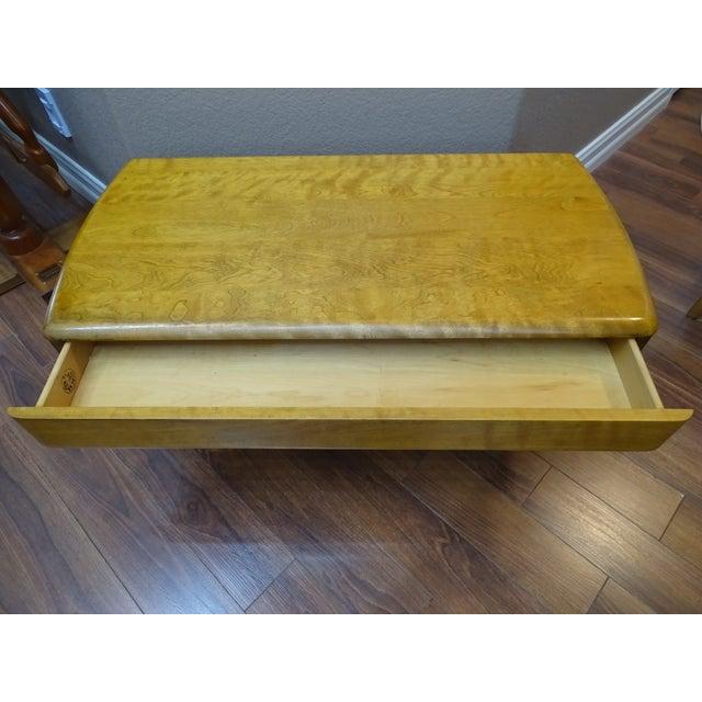 Heywood Wakefield Cocktail Table & Side Tables - Set of 3 - Image 6 of 11