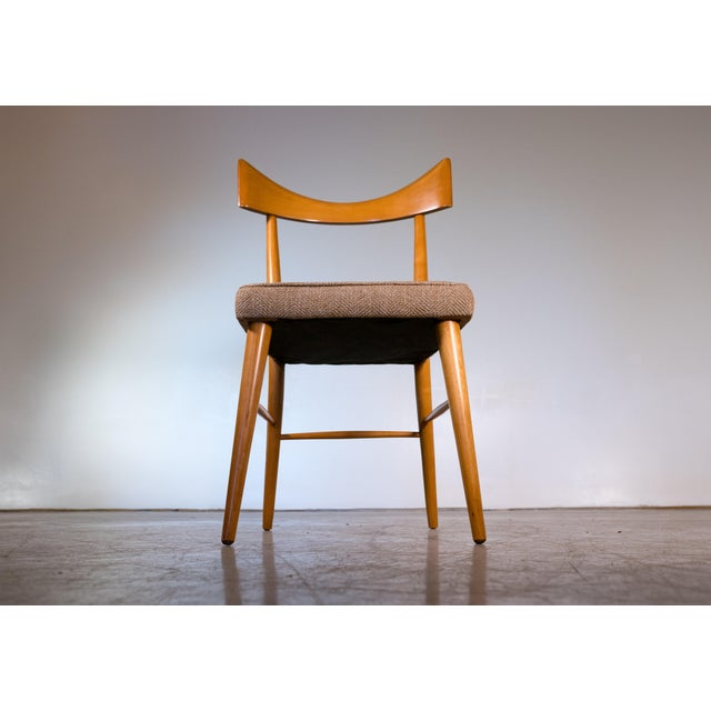 Mid 20th Century Vintage Mid Century Paul McCobb for Planner Group Dining Chairs- Set of 6 For Sale - Image 5 of 12