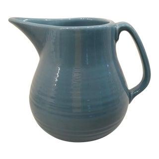 Bauer Ceramic Pitcher For Sale