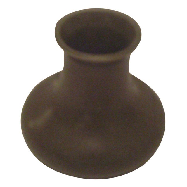 Pigeon Forge Pottery Miniture Vase - Image 1 of 6