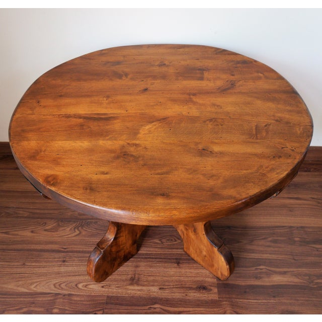 Pair of Country Spanish Round Tables - Image 10 of 10