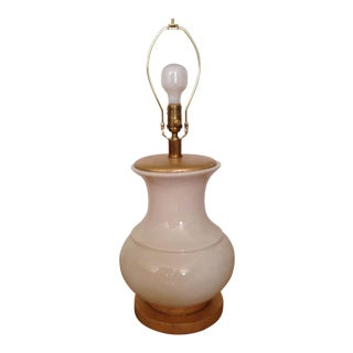 Visual Comfort Deauville Tea Stain Table Lamp