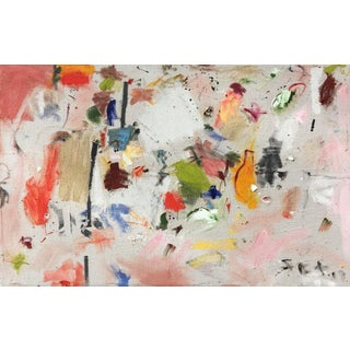 'Hercules' Abstract Painting by Sean Kratzert For Sale