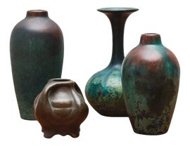 Image of Copper Vases