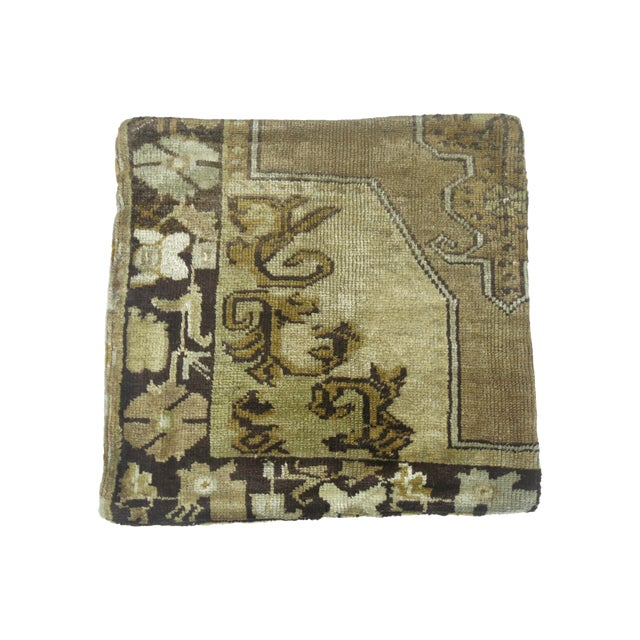 Turkish Earth Tone Pillow Sham - Image 1 of 3
