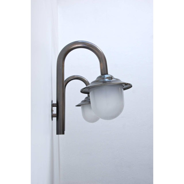 1940s Italian Exterior Wall Fixtures For Sale - Image 5 of 10