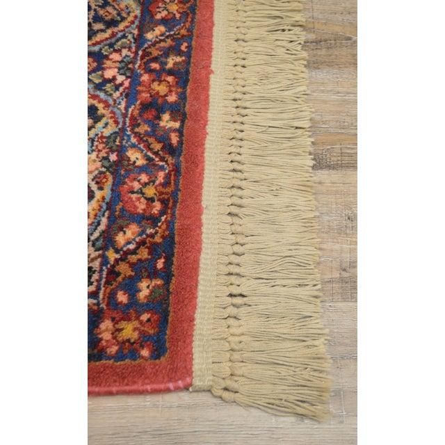 Karastan 8.8x12 Multicolor Panel Kirman Room Size Rug # 717 For Sale - Image 11 of 13