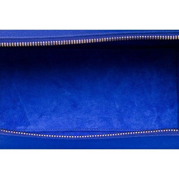 Celine New Indigo Micro Luggage Bag For Sale In Atlanta - Image 6 of 10