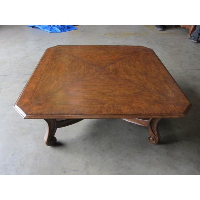 Italian Porto Alegre Coffee Table For Sale - Image 3 of 8