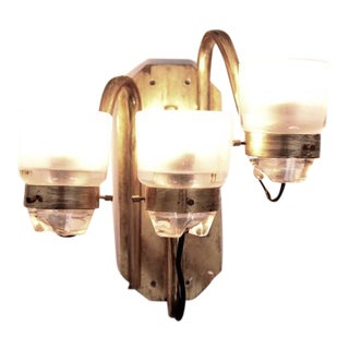 Pair of Marco Zanuso Wall Lamps or Sconces by O-Luce For Sale