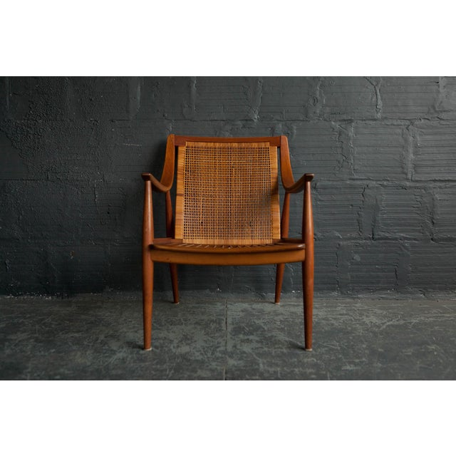Peter Hvidt Lounge Chairs - Pair - Image 4 of 6
