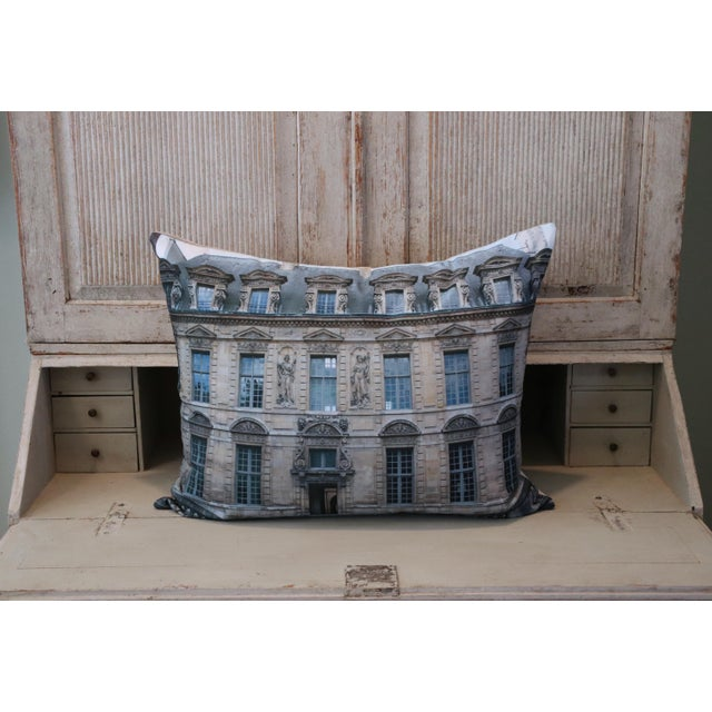 Beige Hotel De Sully Photo Pillow For Sale - Image 8 of 9