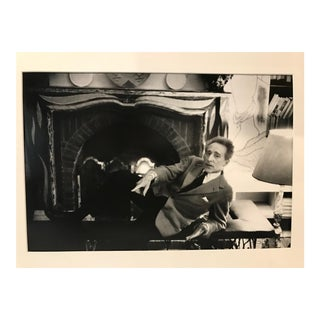 Photograph of Jean Cocteau by Inge Morath For Sale