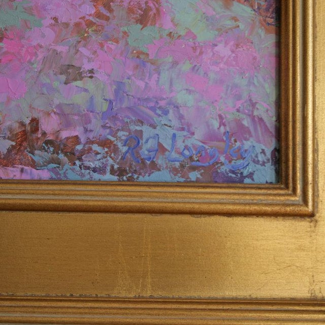 Rob Longley, Rosa Rugosa, Late Afternoon Painting, 2017 For Sale In New York - Image 6 of 7