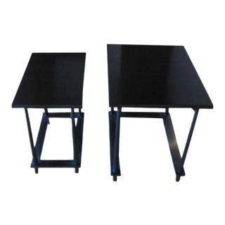 Nesting Tables by T.H.Robsjohn-Gibbings - Set of 3 For Sale