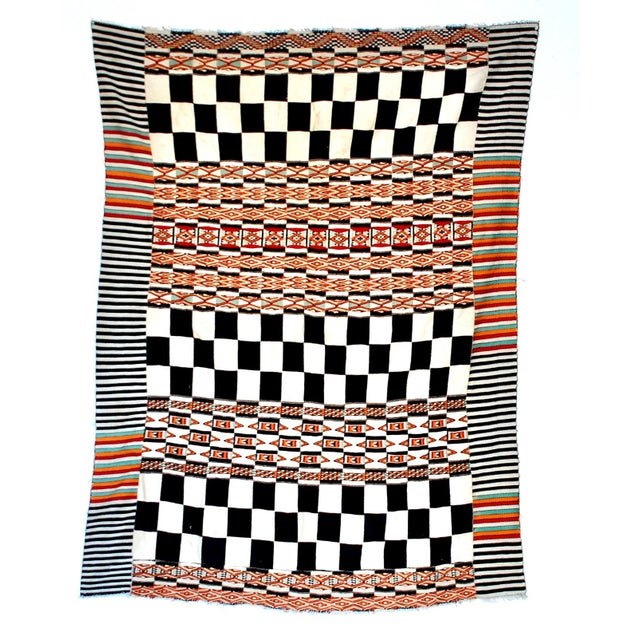 African Arkila Kerka Tribal Textile For Sale In Los Angeles - Image 6 of 6