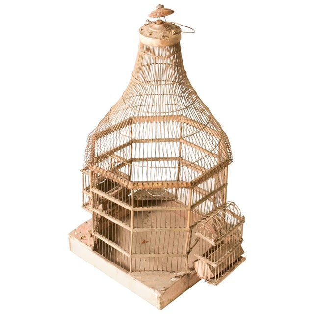 Late 19th Century Italian Birdcage For Sale - Image 5 of 5