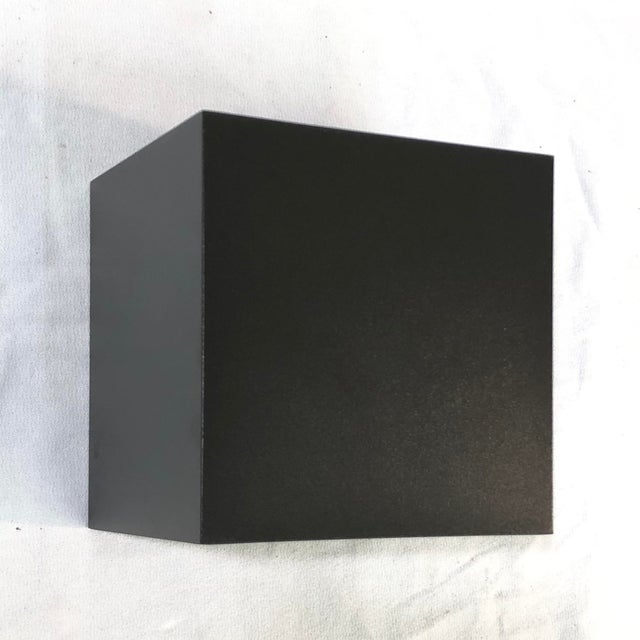 Tech Lighting Vex Outdoor Wall Light in Bronze - Showroom Sample This minimalist light fixture is constructed of aluminum...