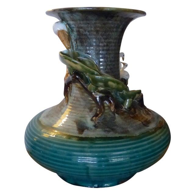 Jar Shape Fountain with Ducks - Image 1 of 10