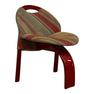 Fratelli Saporiti Italian Occasional Chair