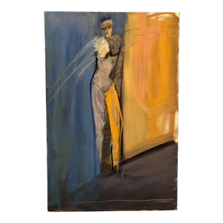 Modern Figural Oil Painting