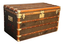 Image of Canvas Trunks and Chests