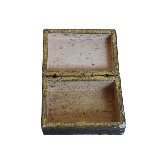 Italian Small Italian Wood Box For Sale - Image 3 of 4