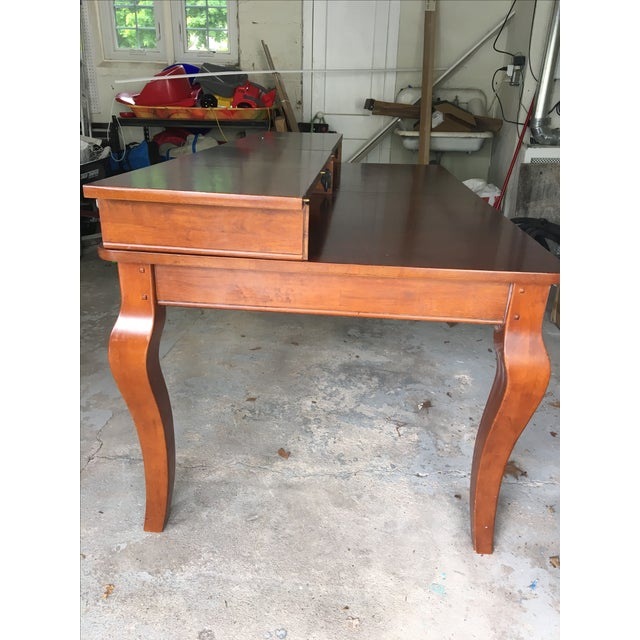 Pottery Barn Dining Table - Image 2 of 7