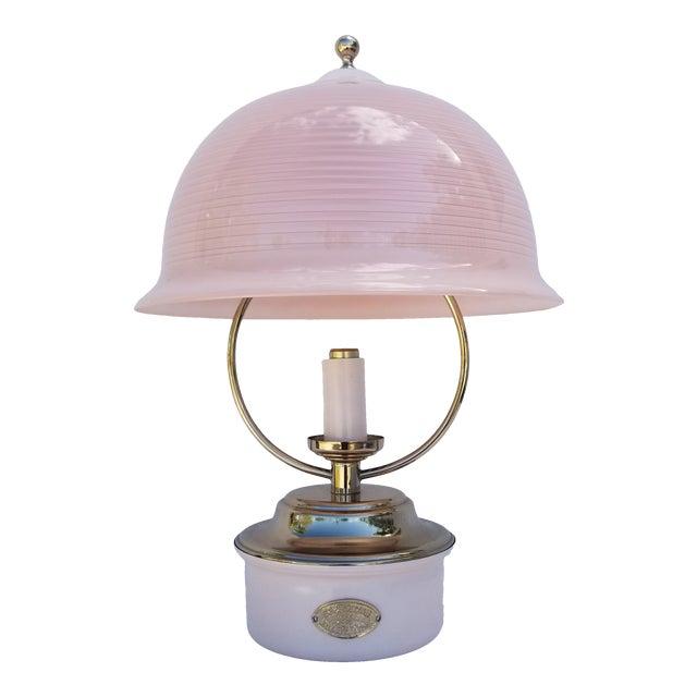 Glass Italian Lamp Vintage Murano Table Shade With kiOPXuZ