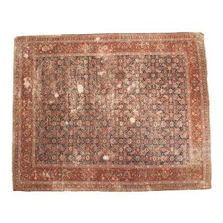 "Vintage Mahal Carpet - 10'10"" x 13'7"""