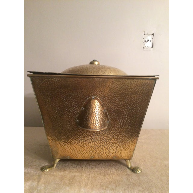 Vintage Chinese Brass Heater/Steamer - Image 2 of 3