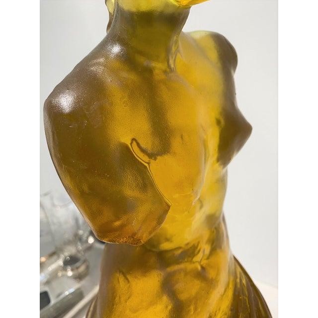 Mid-Century Dorothy Thorpe Resin Venus De Milo Figure For Sale - Image 9 of 13
