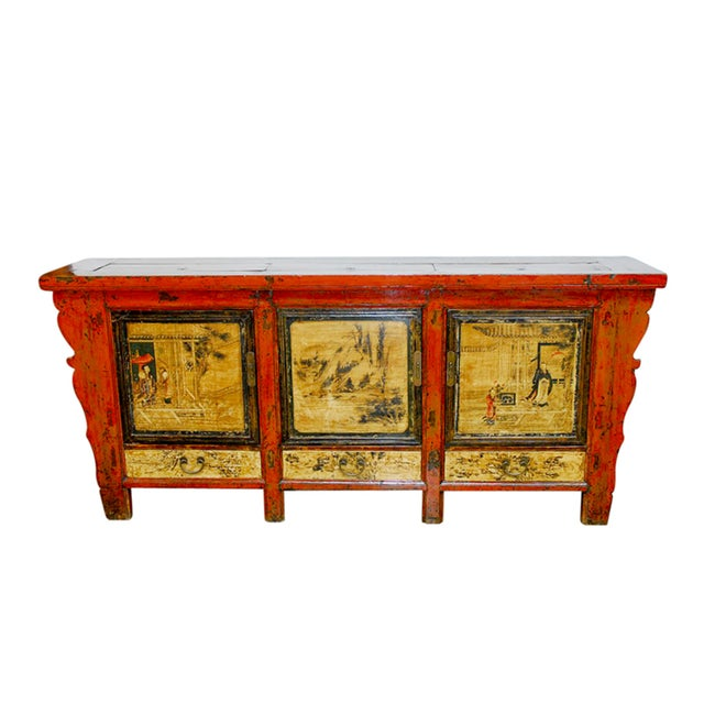 19th Century Chinese Server Sideboard Buffet - Image 1 of 9