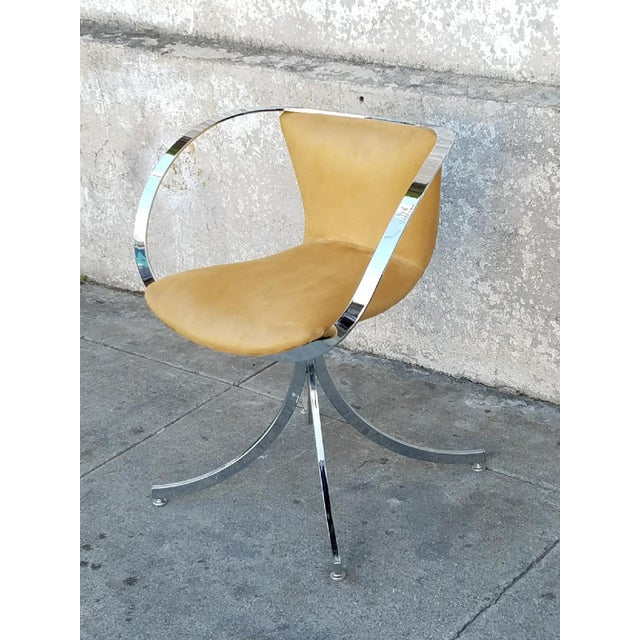 Italian Modern Chairs - Set of 4 - Image 6 of 7
