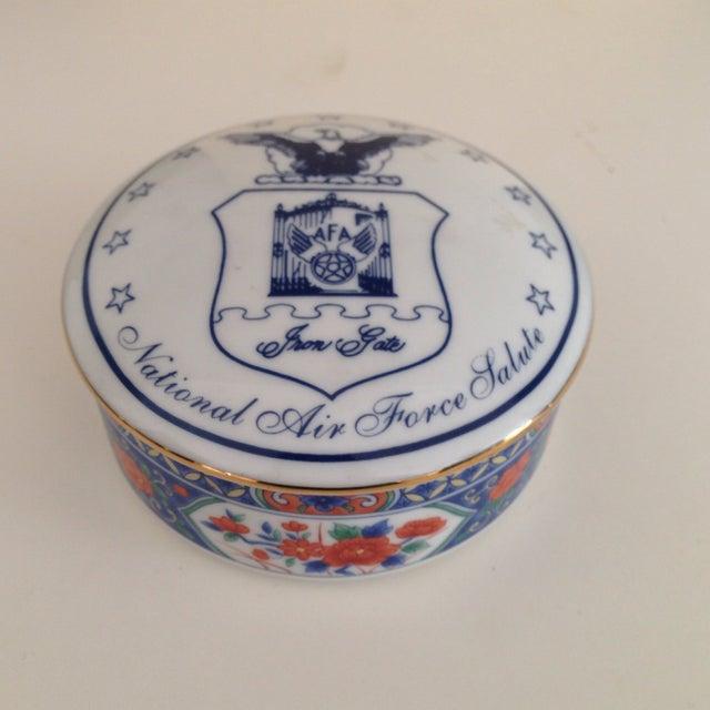 Tiffany & Co. Porcelain Trinket Box - Image 2 of 9