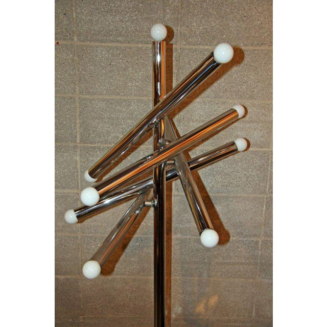 Contemporary Reggiani Floor Light For Sale - Image 3 of 7