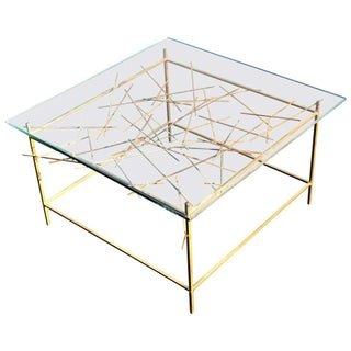 Sculptural Mid-Century Modern Coffee Table For Sale