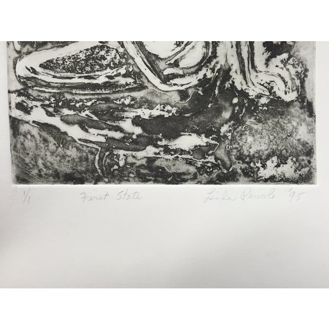 Linda Pericolo Block Print For Sale - Image 5 of 7