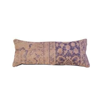 Reclaimed Rug Fragment Pillow For Sale