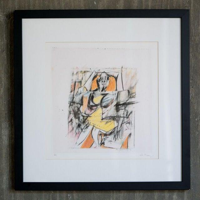 Willem de Kooning slant select -- Willem de Kooning For Sale - Image 4 of 4