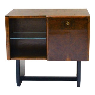 Art Deco Cabinet or Side Table For Sale