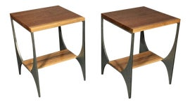 Image of Chestnut Side Tables