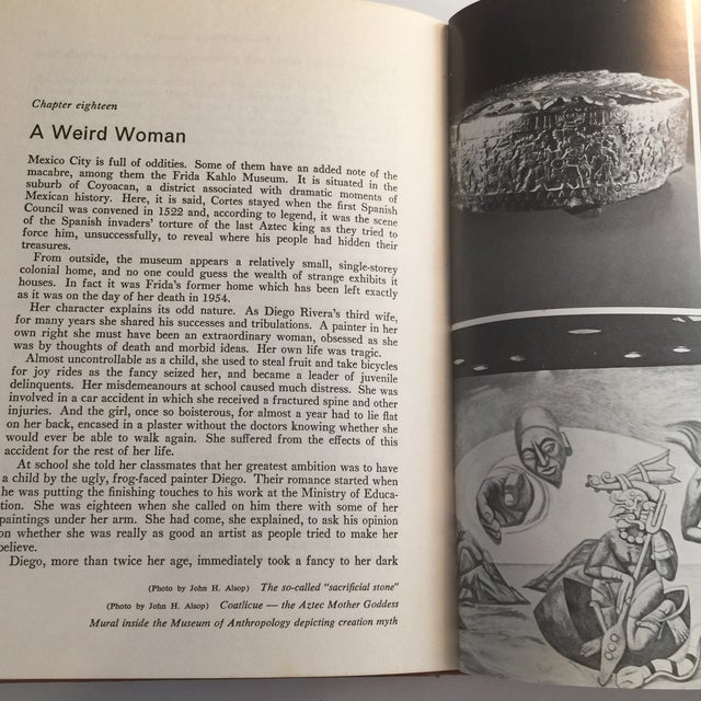 Paper Mexico a Country of Contrasts Book, 1967 For Sale - Image 7 of 10