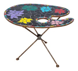 Image of Mosaic Side Tables