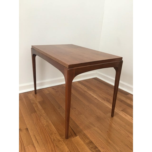 d4cd78fdb2aa5 Walnut Lane Furniture Co. Mid-Century Modern End Table For Sale - Image 7