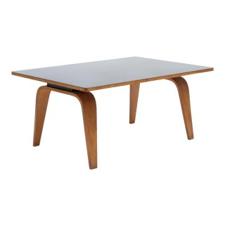 Herman Miller Eames CTW-1 Coffee Table Vintage 1940's For Sale
