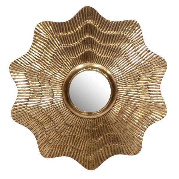 Sydney Mod Aubrey Clad Mirror - Image 2 of 2