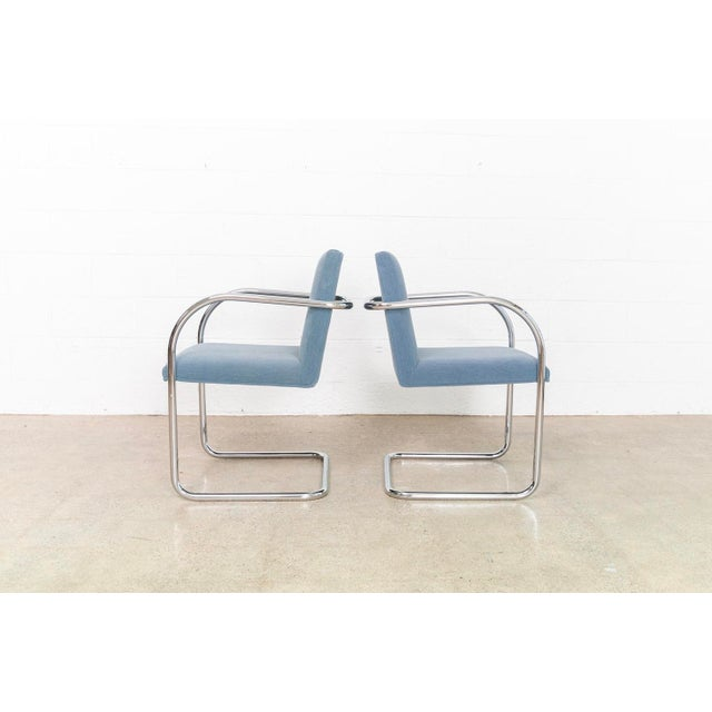 Mies Van Der Rohe Brno Chairs For Sale In Detroit - Image 6 of 11