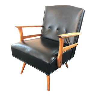 Mid-Century Atomic Age Chair For Sale